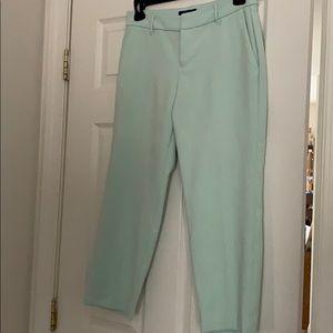 Of Navy Mint Dress Pants